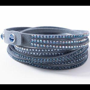 touchstone crystal by swarovski Wrap-Star Bracelet